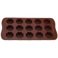 15 Hole Silicone Chocolate Mold Cake Baking Jelly Pudding Mould DIY Tool