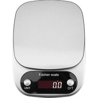 VKTECH 3000g x0.1g  Digital Electronic Scale Precise LCD Backlight Jewelry Balance sacle Durable Kitchen Baking Weight Scale